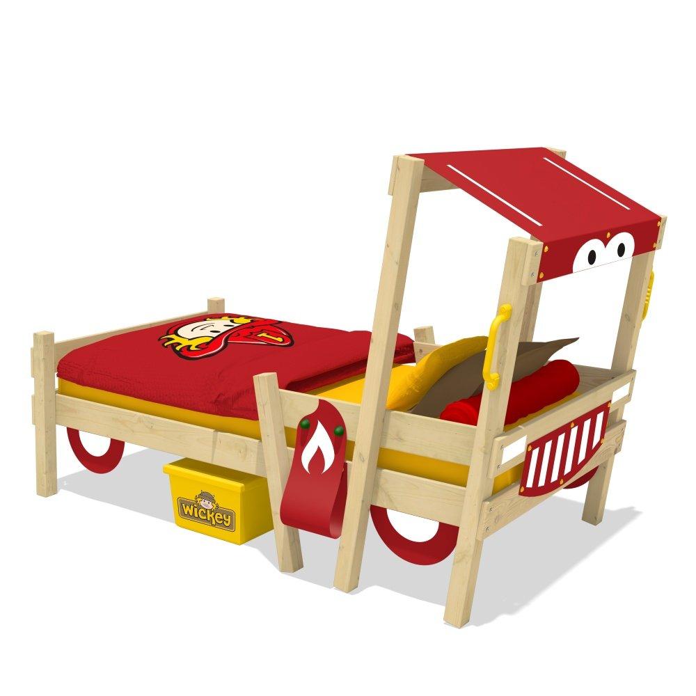 Wickey Feuerwehrbett  - WICKEY CrAzY Sparky Fun