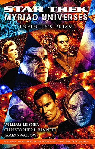 Star Trek: Myriad Universes #1: Infinity's Prism (English Edition)