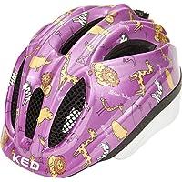 KED Meggy II Trend Helmet Kids Pink Animals 2018 Fahrradhelm