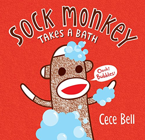 Bath (Cece Bell's Sock Monkey) ()