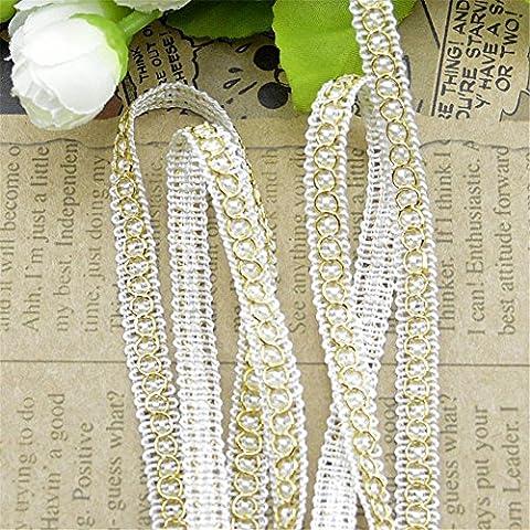 Nicole Diary Braid Gimp Edge Lace Trimming Upholstery Costume Costume