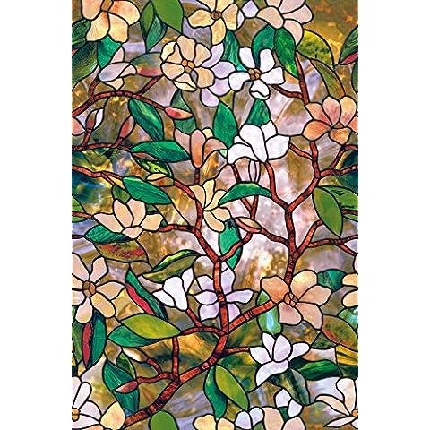 Artscape 61 x 92 cm Película magnolia para ventanas