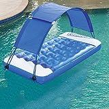 XINGQIANRU Wasser Aufblasbare Matratze Erwachsene Schwimmring Markise Floating Reihe Verdickung Kinder Sonnencreme Drift Recliner