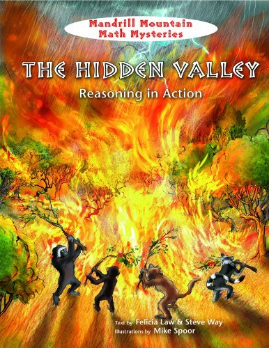 the-hidden-valley-reasoning-in-action-mandrill-mountain-math-mysteries-paperback-by-felicia-law-2010