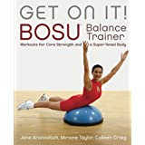 BOSU Balance Trainer, Blue: Amazon.es: Deportes y aire libre