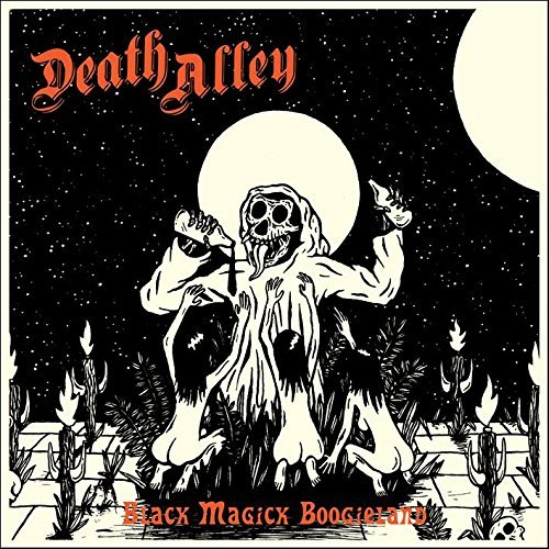 Black Magick Boogieland by Death Alley (2015-08-03) (Tee Alley)