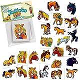 Lutz Mauder Lutz mauder47306My Pony Mini Tattoo Set (eine Größe, 24)