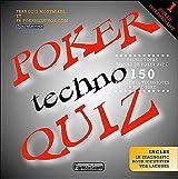 Poker techno quiz - tome 1 : niveau intermédiaire