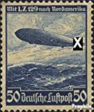 Tedesco Empire 606X 1936 Airmail Nord America Flight (Francobolli ) - Prophila Collection - amazon.it