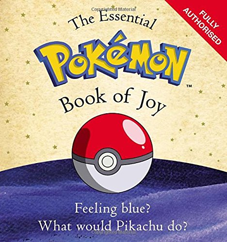 Preisvergleich Produktbild The Essential Pokemon Book of Joy: Official (Pokémon)