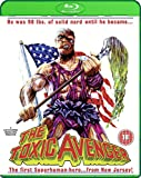 The Toxic Avenger - Uncut Nuclear Edition [Blu-ray]