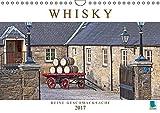 Whisky: Reine Geschmacksache (Wandkalender 2017 DIN A4 quer): Whisky: Vom Feld ins Fass und dann ins Glas des Genießers (Monatskalender, 14 Seiten ) (CALVENDO Orte)