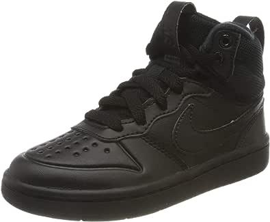 Nike Court Borough Mid 2 Boot (PS), Walking Shoe Unisex-Bambini