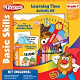 Playskool S Mr. Potato Head Time Activity Kit