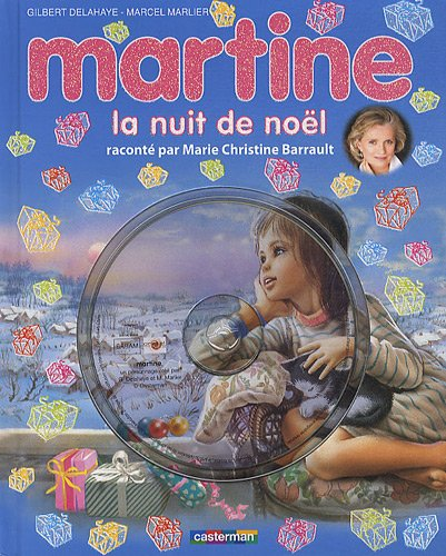 Martine : La nuit de noël (1CD audio)