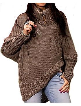 Morefaz - Poncho - para mujer
