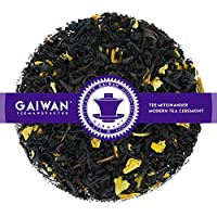 """No. 1297: Loose leaf black tea """"Passion Fruit"""" - 100 g (3.5 oz) - GAIWAN® GERMANY - black tea from India and China, sunflower blossoms"""