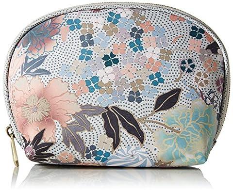 Oilily Damen Cosmetic Bag Package Taschenorganizer, Beige (Melon Sorbet), 7x13x18 cm