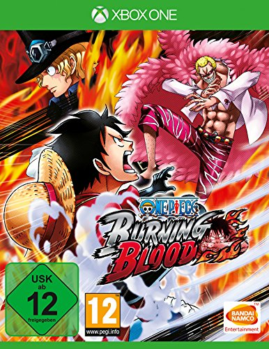 One Piece Burning Blood - [Xbox One] -