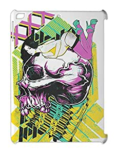 XXX Skull iPad air plastic case