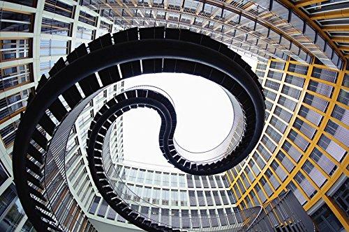 artland-wandbild-auf-alu-verbundplatte-patrick-lohmuller-endlostreppe-munchen-architektur-architekto