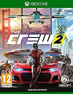 The Crew 2 (Xbox One) (B072K4GBPP) | Amazon Products