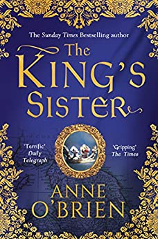 The King's Sister by [O'Brien, Anne]