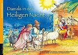 Damals in der Heiligen Nacht: Bastel-Adventskalender