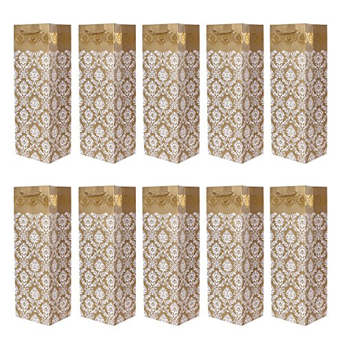 pack-of-10-noble-bottle-gift-bags-gold-for-wine-sparkling-wine-and-champagne-36-cm-x-12-cm-x-10-cm-1