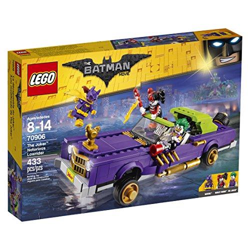 Preisvergleich Produktbild Lego The Batman Movie The Joker Notorious Lowrider Building Set 70906