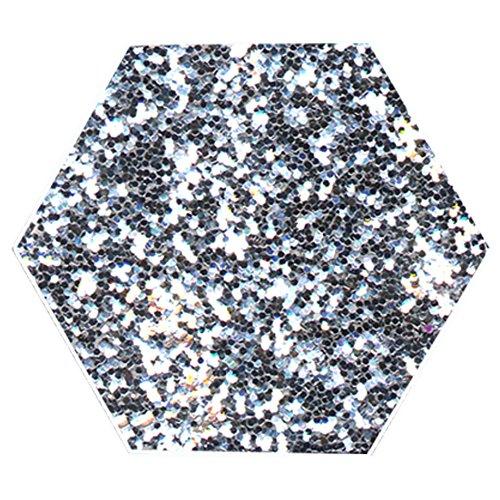 1kg Kilo Gunmetal Glitter Ultra Fine Wine Glas-Art und Craft Nail Art Giftig