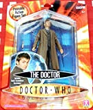 Doctor Who figure 'The 10th Doctor' (David Tennant) in trenchcoat