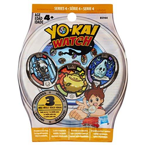 Yokai - Bolsas sorpresa con medallas para reloj