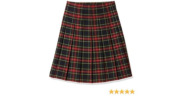 15-16 Years Trutex Girls SNR Kilt Skirt Size:30 Multicoloured Tartan