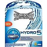 Wilkinson Sword Hydro 5 Rasierklingen, 8 Stück