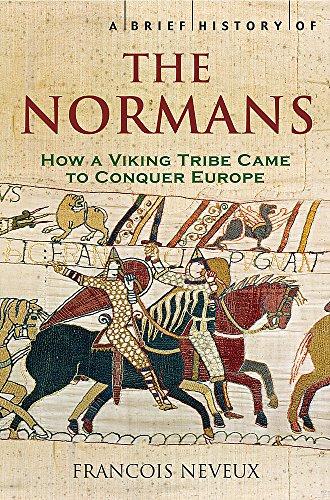 A Brief History of the Normans Cover Image
