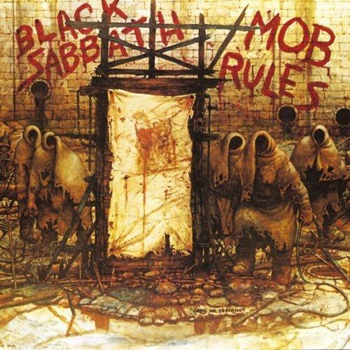 Black Sabbath [Remastering]: Mob Rules (Audio CD)