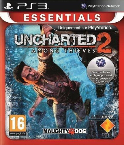 Uncharted 2 : among thieves – essentials
