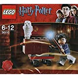 Harry Potter Lego 30110 King's Cross Trolley with Hedwig, Trunk and Harry Mini-Figure