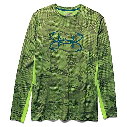 Under Armour–Maglietta Coolswitch Thermocline a maniche lunghe X-Ray
