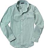 Polo Ralph Lauren Herren Hemd Oberhemd, Größe: XL, Farbe: Grün