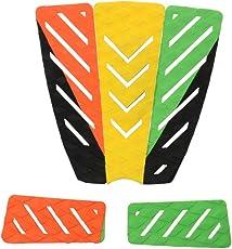 MagiDeal Surfbrett Pads, Surfboard Traction Pads, Rutschfest und Hochwertig, inkl. 5 Stücke