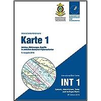 Karte 1 - Zeichen, Abkürzungen, Begriffe in amtlichen deutschen Seekarten (Internationale Kartenserie): INT 1 - Symbols…