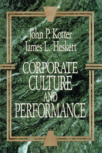 Corporate Culture and Performance by John P. Kotter (2011-05-16)