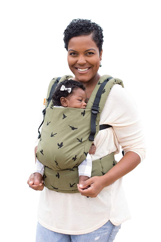 Babytrage Soar – Tula Free-to-Grow Babytrage, Tragen von Geburt an