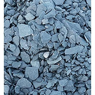 TSO Decorative Aggregate Blue Slate Chippings 40mm 25kg