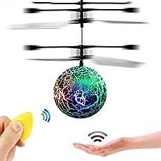 GZMY LED Blinkender fliegenden Hubschrauber Neue Spaß Spielzeug Geschenke