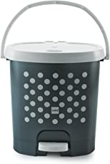 Cello Fusion Plastic Pedal Bin, Big