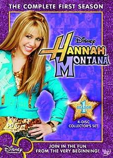 Hannah Montana - Season 1 - Complete [DVD] (B001D07QOE)   Amazon price tracker / tracking, Amazon price history charts, Amazon price watches, Amazon price drop alerts