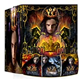 Valmont the Vampire Prince Trilogy Box Set (3 books : Throne of Blood,  Heir of Blood and kingdom of Blood - the complete trilogy )